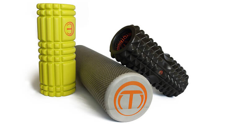 Foam Rolling Your Calves For Pain Relief